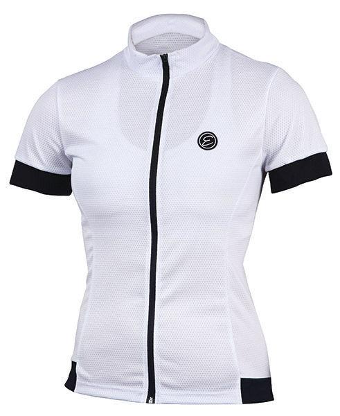 e0a3248c2 dámský cyklistický dres Etape Donna, bílá | VIVASTORE.cz